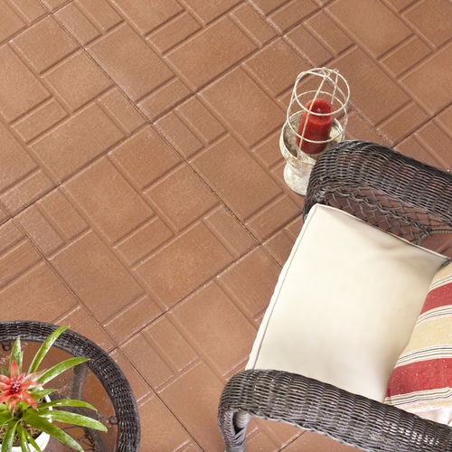 Outdoor Tile Random Shaw Brick, Outdoor Brick Floor Tiles