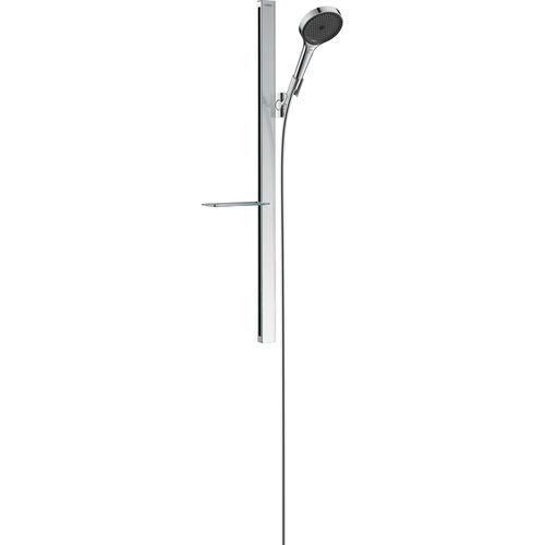 wall-mounted shower set