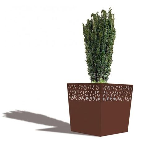 steel planter - urban-nt