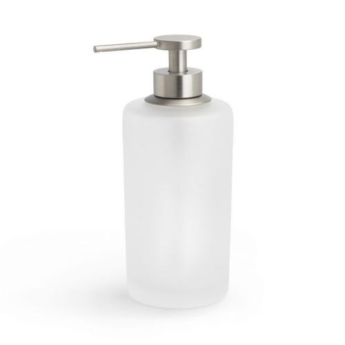 free-standing soap dispenser