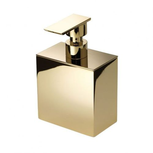 hotel soap dispenser / for public use / wall-mounted / free-standing