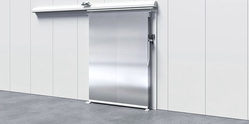 sliding industrial door