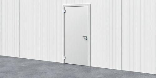swing industrial door