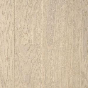 engineered parquet floor / glued / oak / natural oil