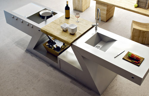 contemporary kitchen - TECKMAR SRL