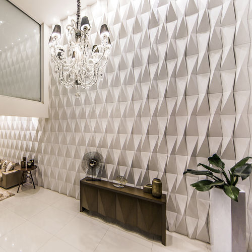 concrete wallcovering