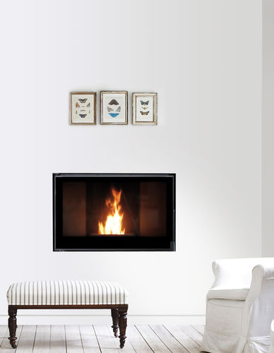pellet fireplace