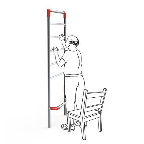 aluminum ladder / for fitness trails