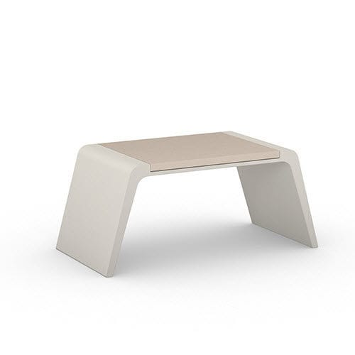 contemporary stool / concrete / for public spaces / outdoor