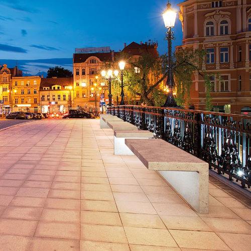 public bench - THE ITALIAN LAB