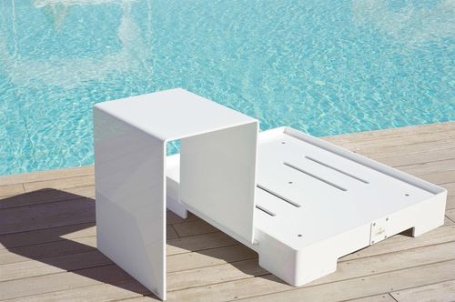 contemporary side table - Trona
