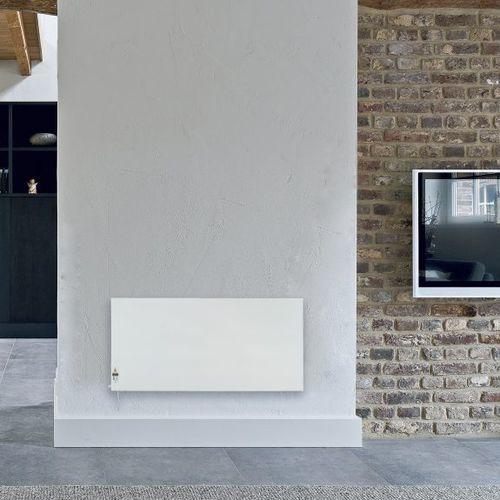 infrared radiator / metal / contemporary / rectangular