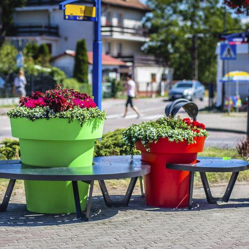 public bench - Terra Group