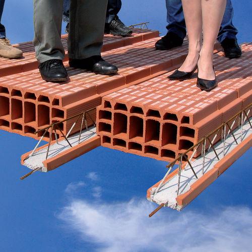 reinforced concrete girder / T / for flooring