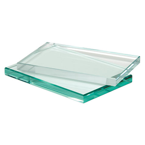 float glass glass panel / for interior / transparent