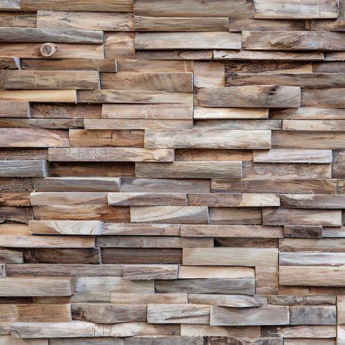wooden wallcovering - Teakwall