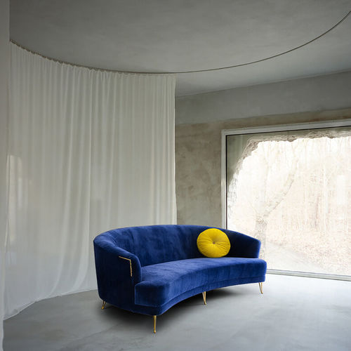 Half Moon Sofa Oliver Larforma, Half Moon Couch Furniture