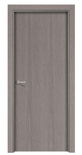 interior door / swing / vinyl / laminated