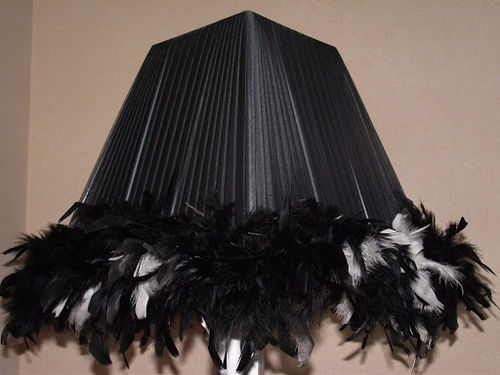 traditional lampshade