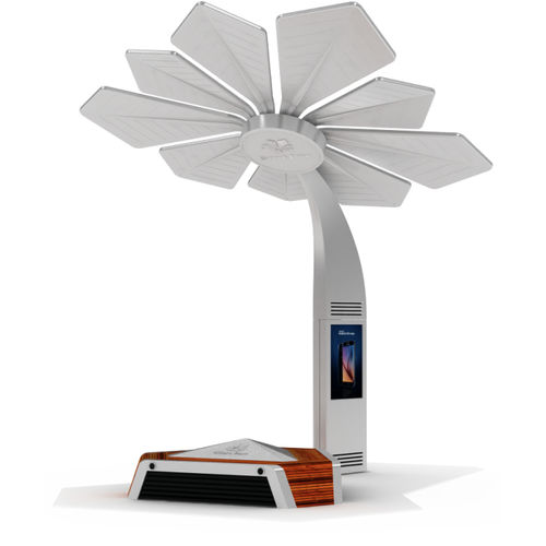 mobile phone charging station / solar