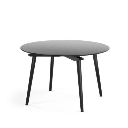 Scandinavian design table / oak / walnut / beech