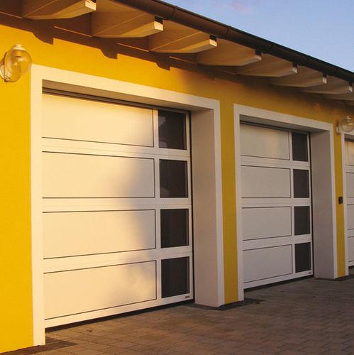 sectional garage door - Guttomat