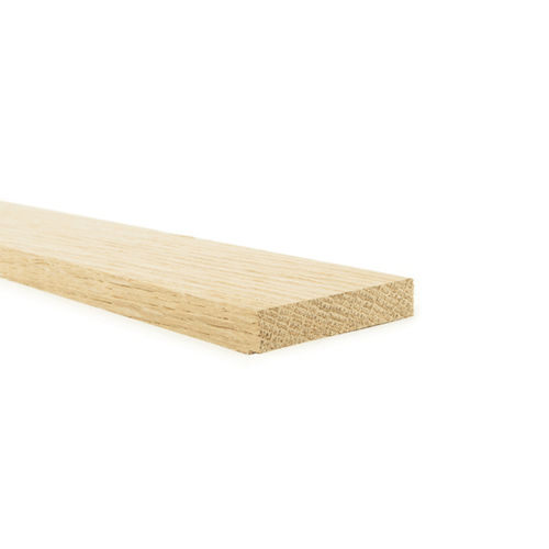 solid parquet floor / glued / oak / oiled