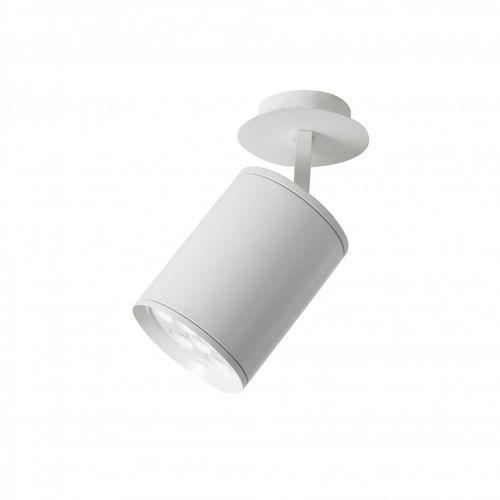 ceiling-mounted spotlight / indoor / LED / aluminum