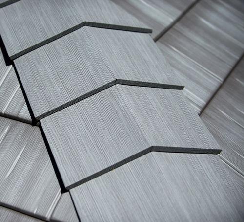 metal shingle - MATTERHORN METAL ROOFING