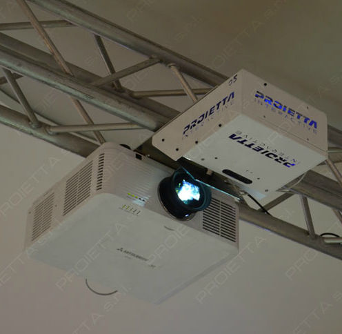 public space floodlight / for indoor use / effect