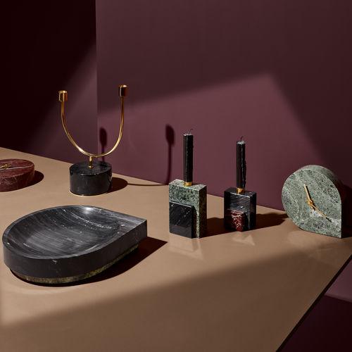 marble candle holder - AYTM