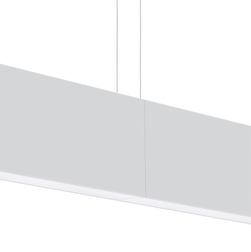 hanging lighting profile / LED / dimmable / modular lighting system