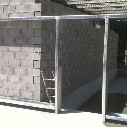 Partition Wall Clay Block Rf 120 Prefabricados Alberdi