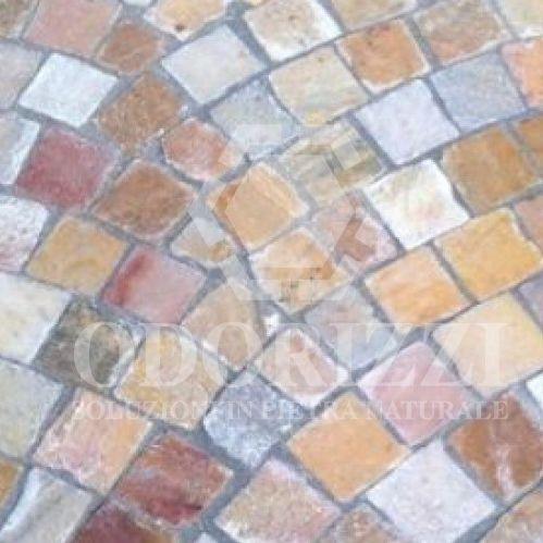 quartzite paver / pedestrian / for public spaces