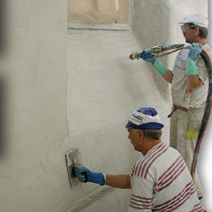 protective mortar / for concrete / for masonry