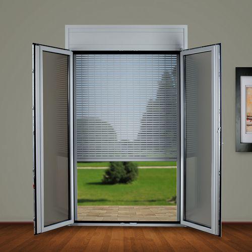 roller shutter / aluminum / door / security