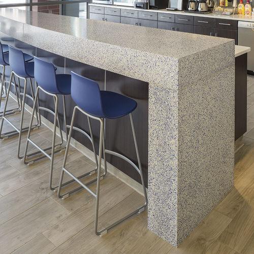terrazzo countertop