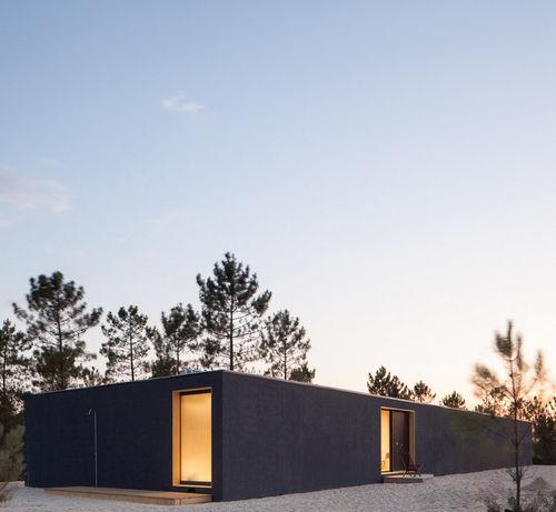 prefab house / modular / temporary / design