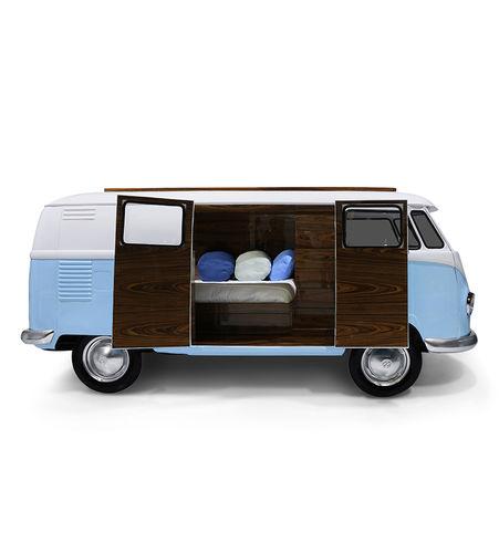 single bed / original design / upholstered / child's