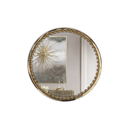 wall-mounted mirror