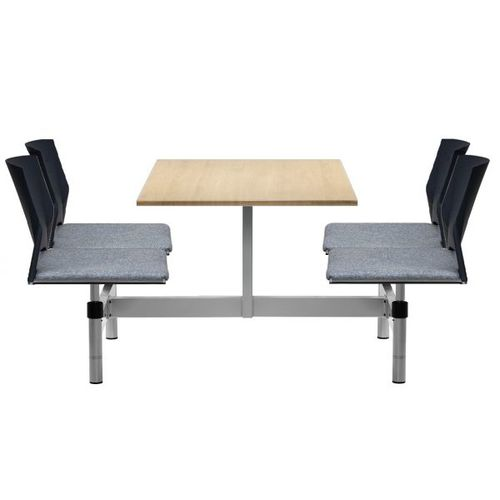contemporary table and chair set