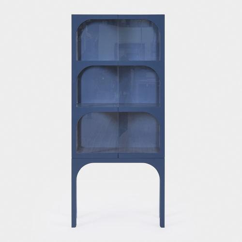 contemporary display case