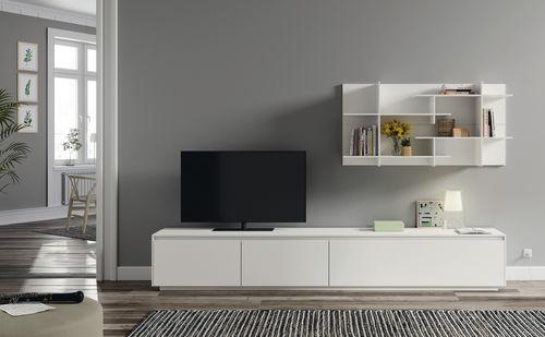 contemporary TV wall unit - Mobenia