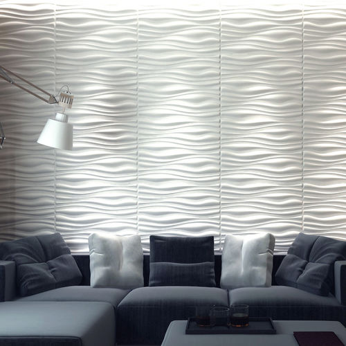 bamboo decorative panel / natural fiber / for ceilings / wall