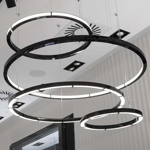 contemporary chandelier - Oleant Lighting