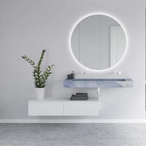 double washbasin - Riluxa
