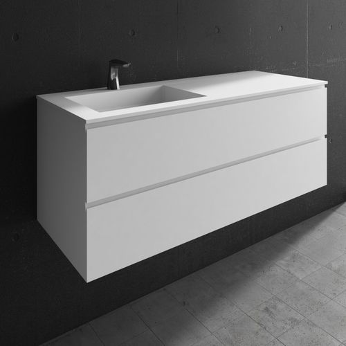 wall-hung washbasin cabinet