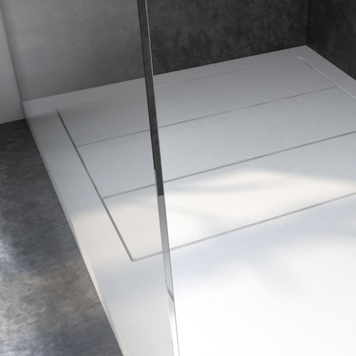 rectangular shower base