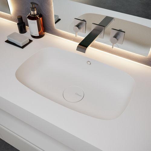 wall-mounted washbasin - Riluxa