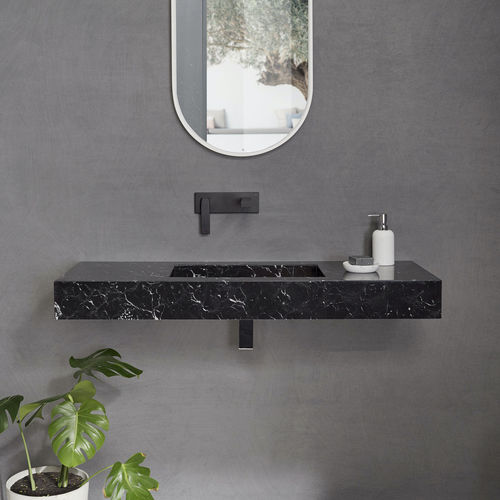 wall-mounted washbasin - Riluxa